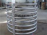 钛换热器 钛化工 制药换热器 换热器管束 盘管