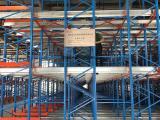 货架工厂 自动化货架设计定制 穿梭式货架厂家 能达仓储设备