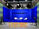 L型蓝箱虚拟演播室校园电视台建设,虚拟演播室抠像技术