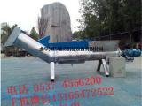 定做长距离螺旋提升机 304不锈钢螺旋提升机X7