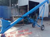 供应无轴螺旋提升机 污泥粪便螺旋提升机X7