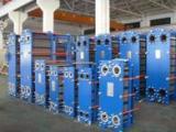 阿法拉伐板式换热器制糖行业胶垫换新