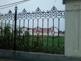 聊城实体厂家供应铸铁围墙、可定制各种样式和规格