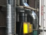 工业低温等离子废气净化器 烟雾处理器有机废气油烟净化环保设备