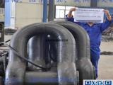 锚链厂现货供应末端卸扣12.5-210毫米,提供多国船检