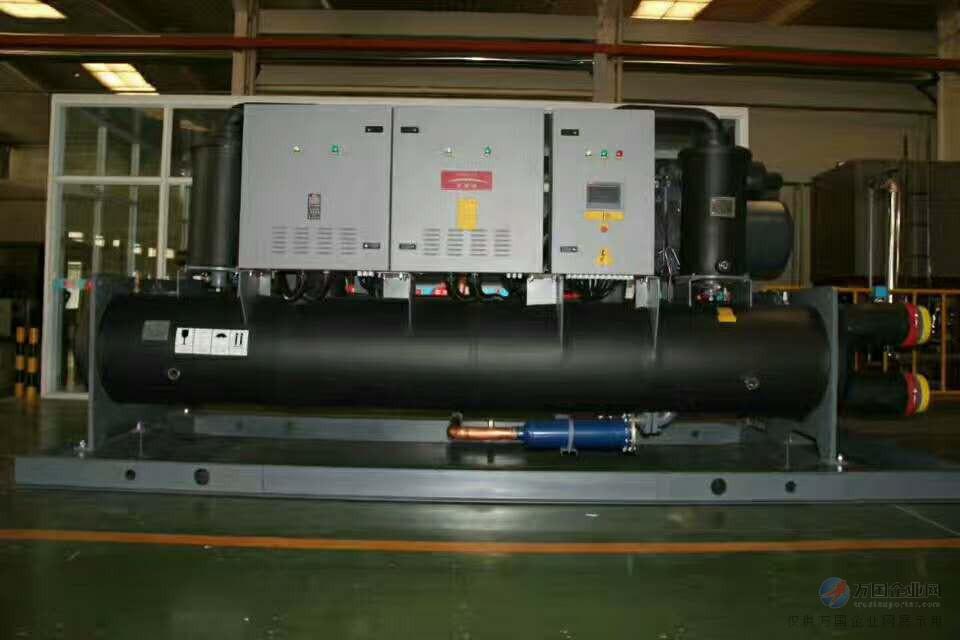 青岛中南科莱空调工程有限公司 产品大全 水源热泵机组厂家工作原理