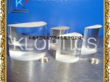 K9JGS1石英光学平凸柱面透镜