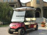 新款高尔夫电动观光车