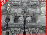 精品花岗岩石狮子 惠安石雕狮子 镇宅护院石狮子一对价格