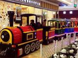 厂家销售新型游乐设备 无轨小火车 公园广场 室外观光小火车