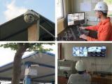 广州施工工地视频实时远程监控系统设备安装厂家