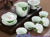 景德镇茶具,景德镇青花茶具,景德镇粉彩茶具