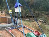 工地挖桩机、挖孔用小型吊机、哈儿机、建筑哈儿吊机
