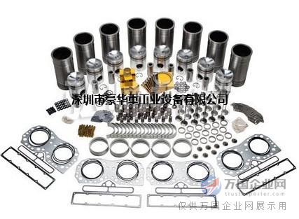 卡特彼勒CAT C7、C9缸套、活塞、活塞环、活塞销、喷油器