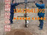 进口本田四冲程汽油挖坑机种植机价格
