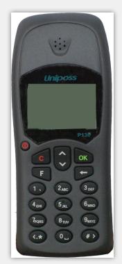 P130型手持式读卡器