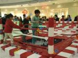 大型儿童积木乐园EPP积木王国游乐设备