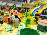 EPP积木儿童乐园巨型积木王国海洋球大滑梯组合