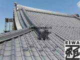 和瓦,日本进口银熏瓦、文化瓦、J型瓦、禅意风格建筑屋面瓦