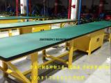 重型复合板工作台,工作台厂家,订制铁板包面工作台