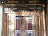 不锈钢别墅门价格_不锈钢别墅门_恒鑫威不锈钢门业(图)