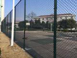 运动场地围栏网¥菱形孔勾花网护栏网¥绿色勾花护栏围网