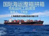 上海到美国海运专线DAP,DDP