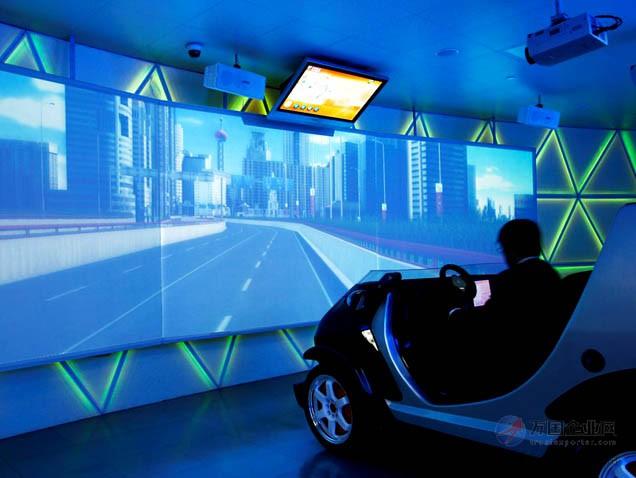 vr虚拟驾驶又被称为汽车驾驶仿真,或汽车模拟驾驶.