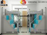 广东艾尚家具集体宿舍上下床全围护栏不是空口说白话