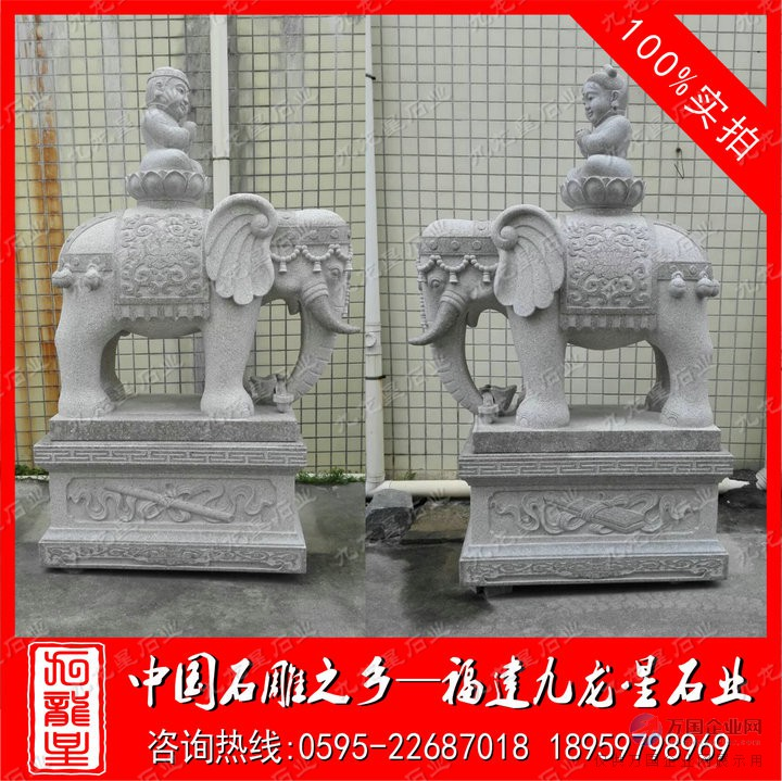 石雕大象 (72)