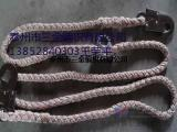 蜘蛛人安全绳、作业绳的材质、工艺、特点用途以及使用常识