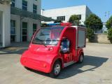 1吨带水箱电动消防车,微型消防车