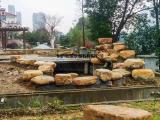 做景观的石材