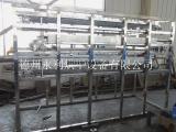 供应不锈钢输送机 不锈钢网带输送机 多层带式输送设备定制加工
