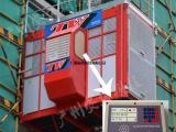 工地升降机安全监测 物料机安全监测系统平台安装