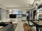 武汉60平小户型装修效果图、小户型公寓装修认准索美