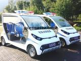 重庆绿爵4座电动巡逻车,四轮电动巡逻车价格