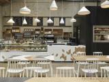 咖啡厅设计效果图-上海咖啡厅装修公司