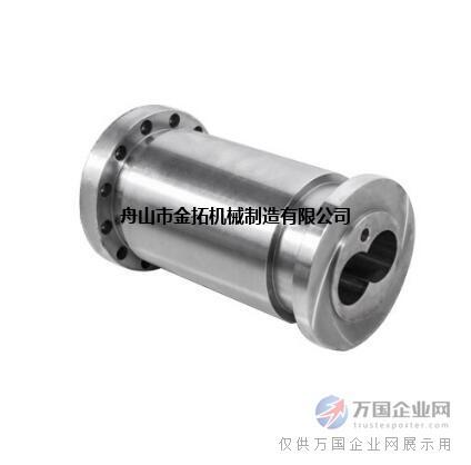 舟山机筒螺杆供应商生产优质可靠的SKD内套机筒