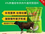 肉牛快速育肥饲料 肉牛快速育肥饲料价格