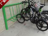 立体卡位式自行车停车架热度锌喷塑工艺二十年不生锈厂家批发