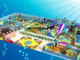 金色乐园室内儿童游乐设施_室内淘气堡_儿童主题乐园