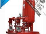 一用一备成套带证书消防喷淋消火栓稳压供水设备