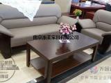 供应真皮办公室沙发茶几组合贵宾接待沙发高档大厅休闲办公沙发