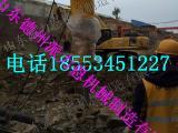 广西贺州机载岩石劈裂机此割裂机在静态液压环境下可控制性的作业