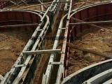 拱形骨架护坡模具生产现场