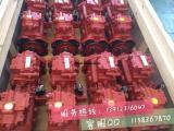 现代小松挖掘机、中联重科、徐工挖机液压件川崎液压泵