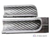 舟山双合金螺杆生产厂家供应质量好的挤出机单机筒螺杆