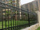 社区铁艺护栏_社区围墙护栏