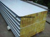 厦门岩棉彩钢板,厂家直销防火保温性能好!